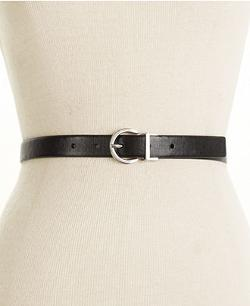 Style&co.  - Plus Size Signature Reversible Skinny Belt