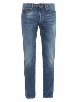 Tomas Maier  - Straight-leg Jeans