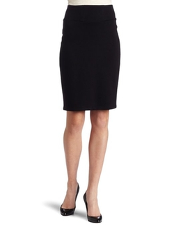 Only Hearts - Double Knit Knee Length Pencil Skirt