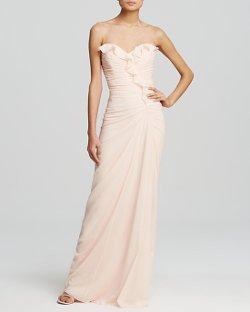 Badgley  - Mischka Gown
