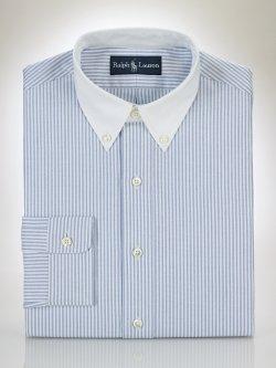 Ralph Lauren - Custom-Fit Club Luxe Oxford