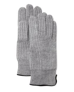 Portolano  - Merino Ribbed Gloves
