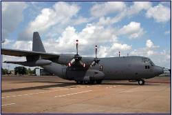 Lockheed  - AC-130 Plane
