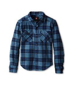 Quiksilver  - Flannel Long Sleeve Shirt