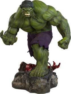 Sideshow Collectibles - The Incredible Hulk Statue