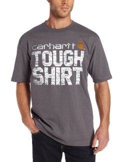 Carhartt - Tough Shirt Short Sleeve T-Shirt