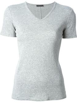 The Row - V-Neck T-Shirt