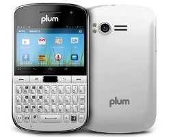 Plum - Velocity II Qwerty Keyboard Phone
