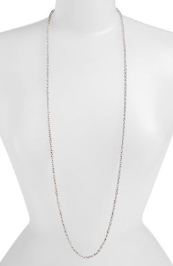 Anne Klein  - Pavé Long Layering Necklace