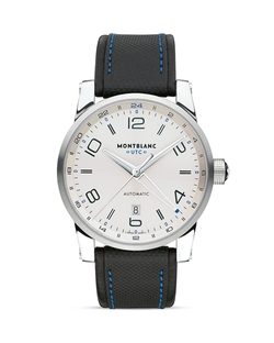 Montblanc - TimeWalker Voyager UTC Automatic Watch
