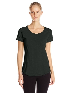 Hanes - Short Sleeve Scoop T-Shirt