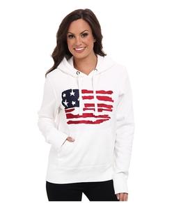 Roper  - Embroidered Patriotic Hoodie