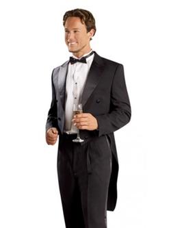 Fine Tuxedos - Tailcoat Tuxedo Suit