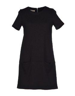 Sessun  - Round Collar Short Dress