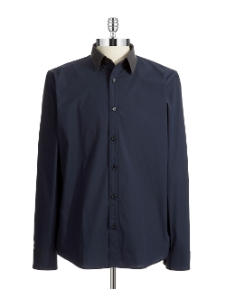 Michael Kors - Tailored Fit Sportshirt