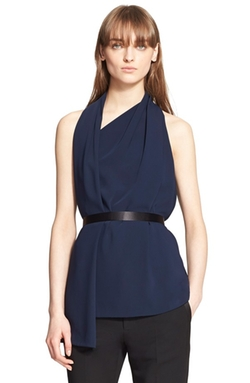 Alexander Wang - Belted Wrap Scarf Top