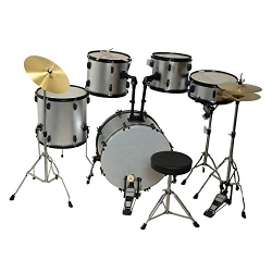 Usongs - Professional Adult Drum Set