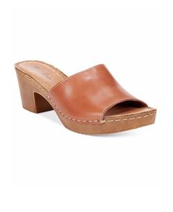 White Mountain  - Morsel Block-Heel Platform Sandals