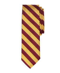 Brooks Brothers - BB#4 Repp Slim Tie