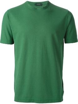 Zanone - Crew Neck T-Shirt