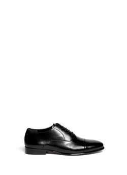 Artigiano - Leather Oxford Shoes