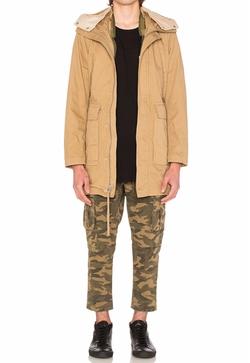 Stampd   - Arctic Parka Jacket