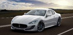 Maserati - Granturismo Car