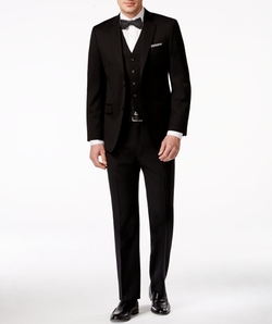 Lauren Ralph Lauren - Pure Wool Vested Slim-Fit Suit