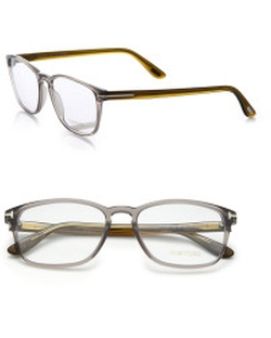 Tom Ford Eyewear - Square Optical Frames Eyeglasses