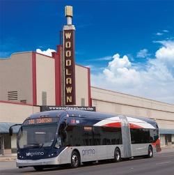 NABI - BRT Bus