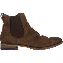 John Varvatos  - Distressed Fleetwood Chelsea Boots