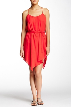 Haute Hippie - Racerback Silk Tank Dress