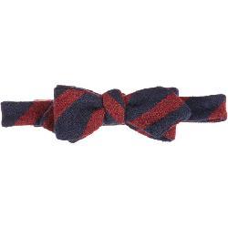 Alexander Olch - Woven Stripe Bow Tie