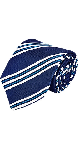 Kiton - Diagonal Stripe Neck Tie