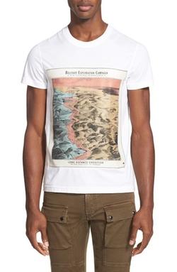 Belstaff  - Twain Graphic T-Shirt