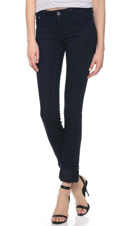 DL1961  - Coco Curvy Straight Jeans