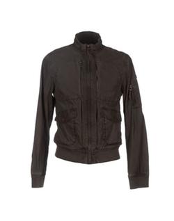 Armani Jeans - Round Collar Jacket