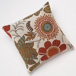 Gerbera Chenille - Throw Pillow