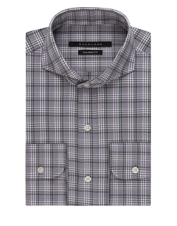 Sean John - Plaid Dress Shirt