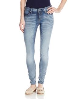 Viggos - Indigo Knit Skinny Jean