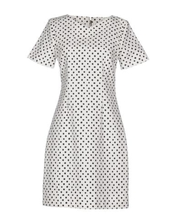 Band of Outsiders - Polka Dot Short Dress