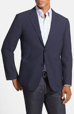 Ibiza  - Regular Fit Wool Blend Blazer