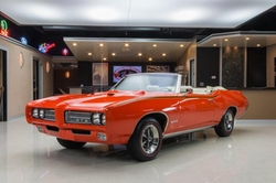 Pontiac - 1969 GTO Convertible