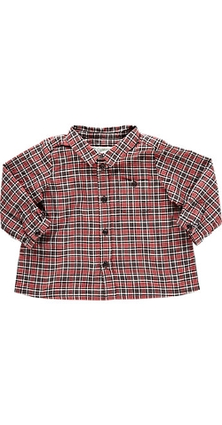 Bonpoint - Plaid Shirt