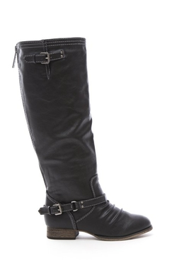 Brekelle - Knee High Boots
