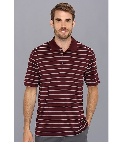 Adidas Golf - Puremotion Stripe Jersey Polo