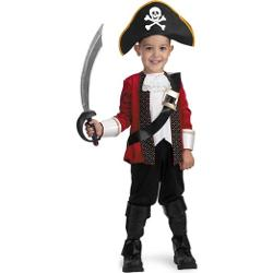 Disguise Costumes - Baby-boys Pirate Captain Costume