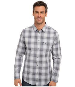 Calvin Klein Jeans  - Classic Plaid Woven Shirt