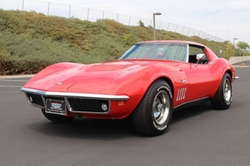 Chevrolet - 1969 Corvette Coupe