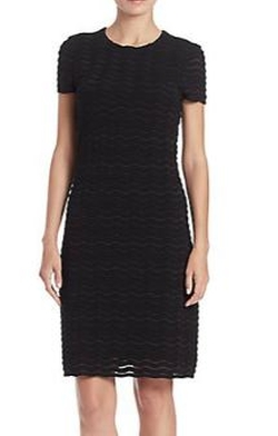 Tory Burch - Textured Lurex Bodycon Dress